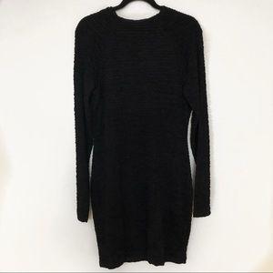 NWT H&M bodycon ruffled dress